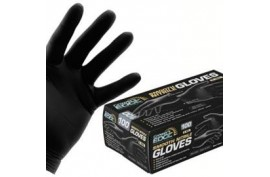 Guantes nitrilo lisos grower's edge